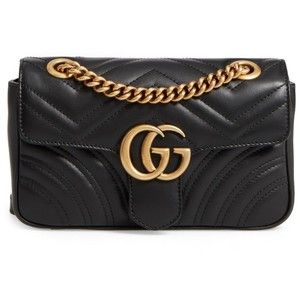 Women S Gucci Mini Gg Marmont 2 0 Matelasse Leather Shoulder Bag