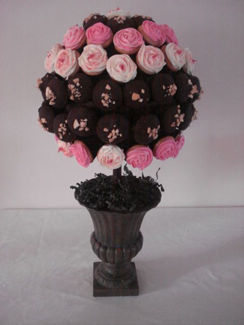 Do it yourself weddings cupcake topiary more ideas for weddings do it yourself weddings cupcake topiary more ideas for weddings and showers solutioingenieria Choice Image