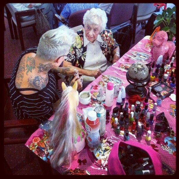Granny Town