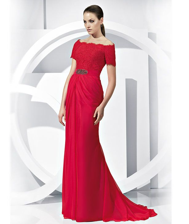 Pronovias Presents The Lira 2012 Matron Of Honor Dress