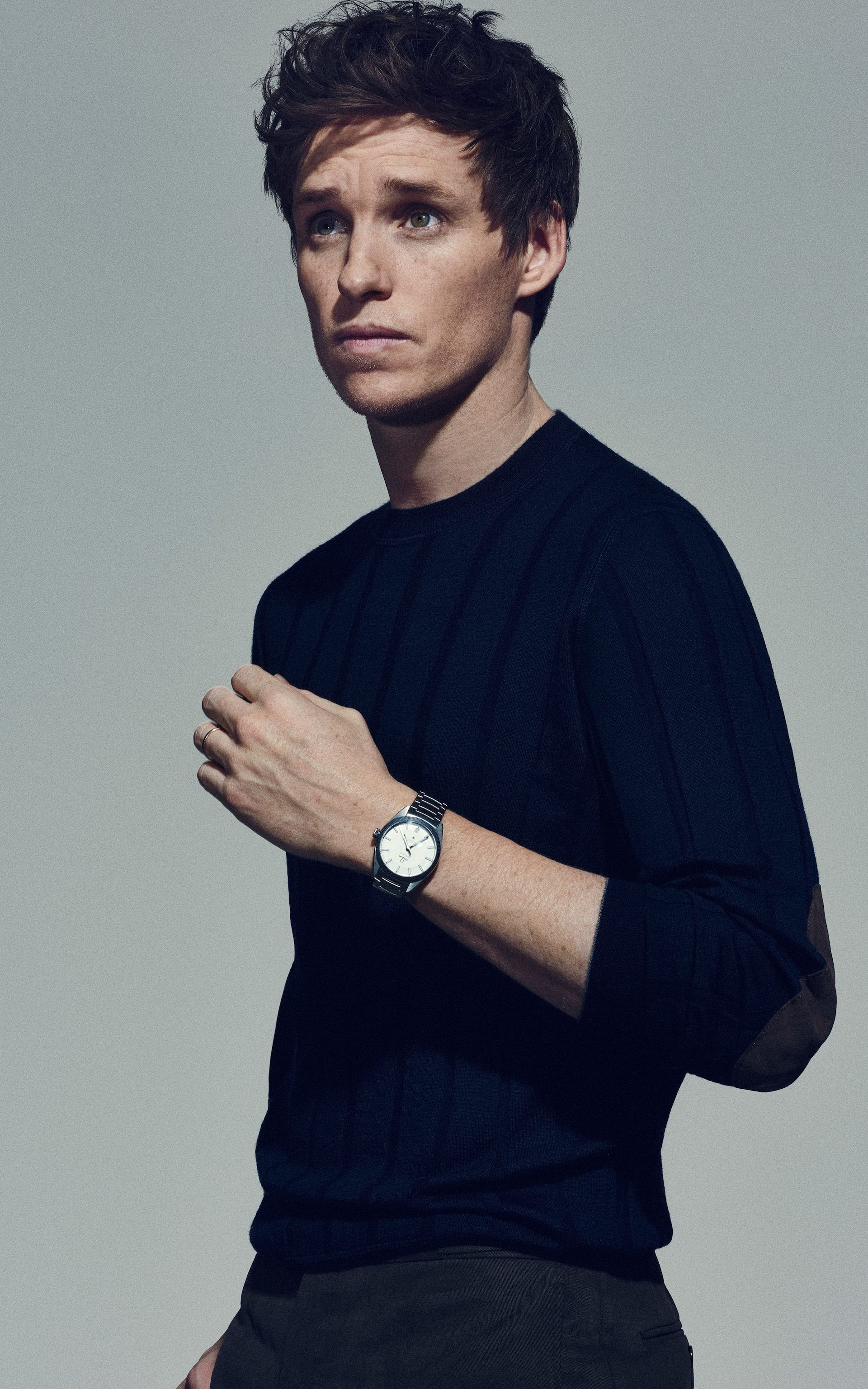 Alpha and Omega: Eddie Redmayne, film star and horophile, on how he spends his time