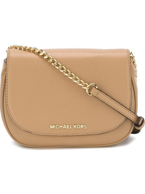 08ecd8c76ba07 Shop Michael Michael Kors  Bedford  crossbody bag in Luciana from the  world s best independent boutiques at farfetch.com. Shop 400 boutiques at  one address.