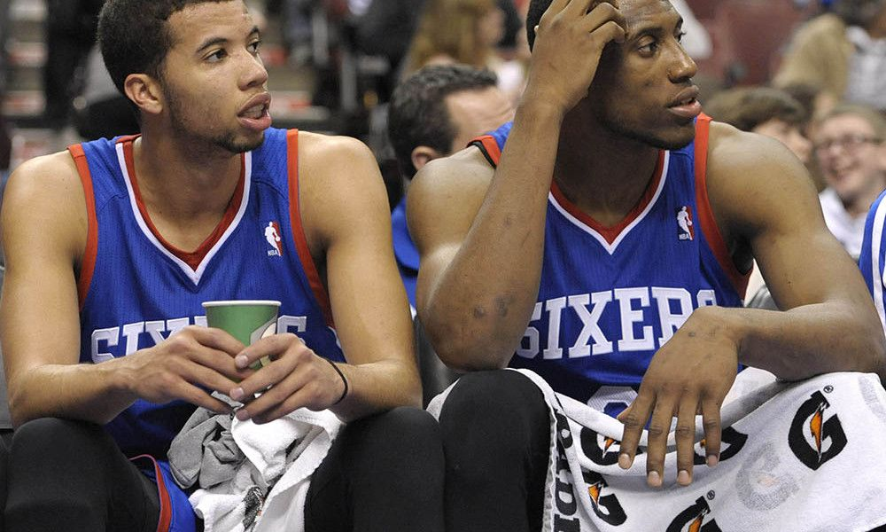 The Philadelphia 76ers are one of the worst teams in NBA