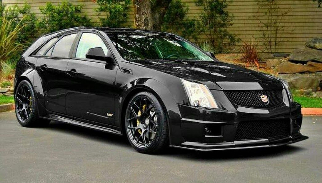 Cadillac Cts-V Wagon For Sale >> Pinterest