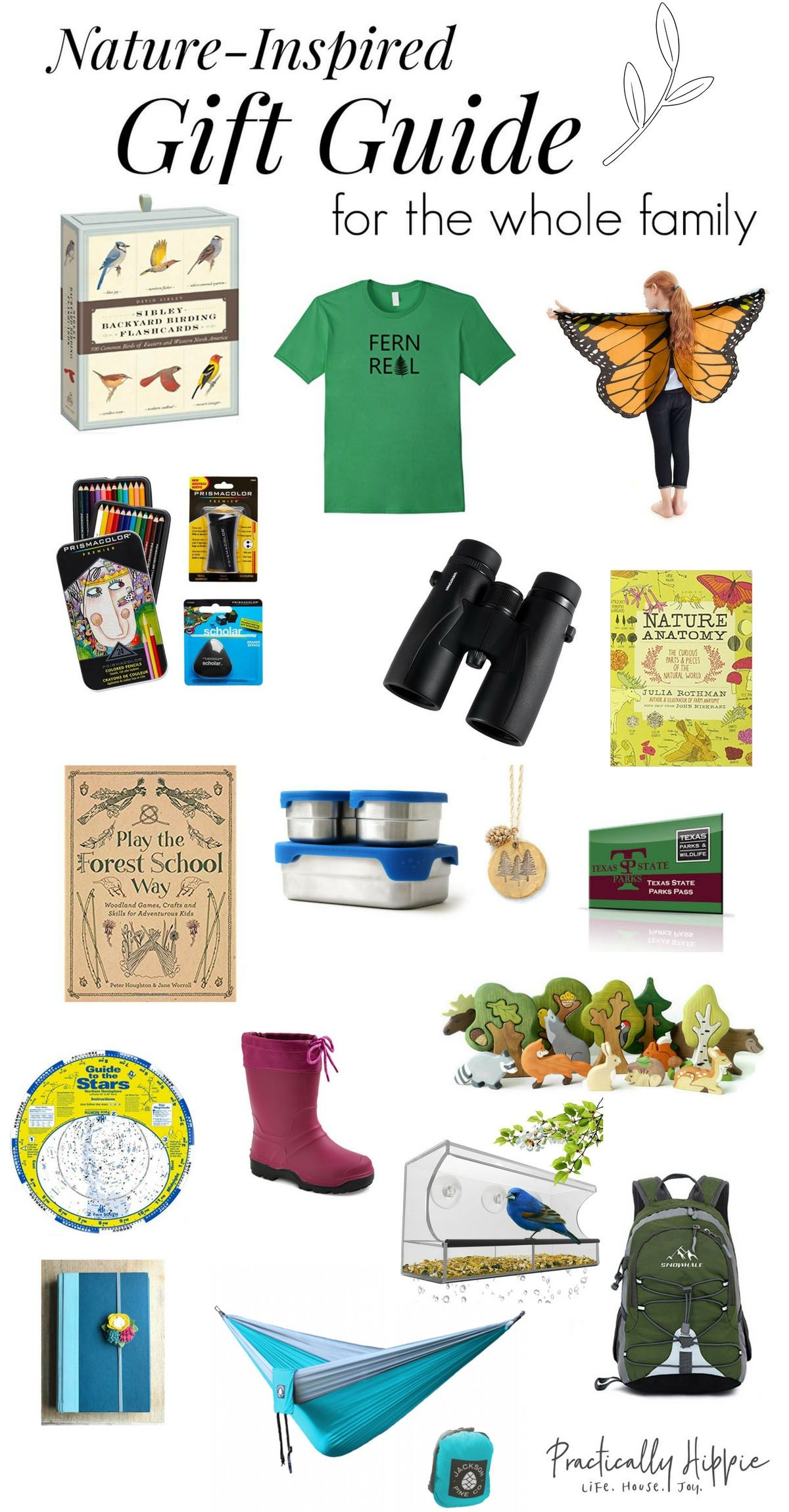 Gift Guide: Nature-Inspired Gifts For The Whole Family | Gift and ...