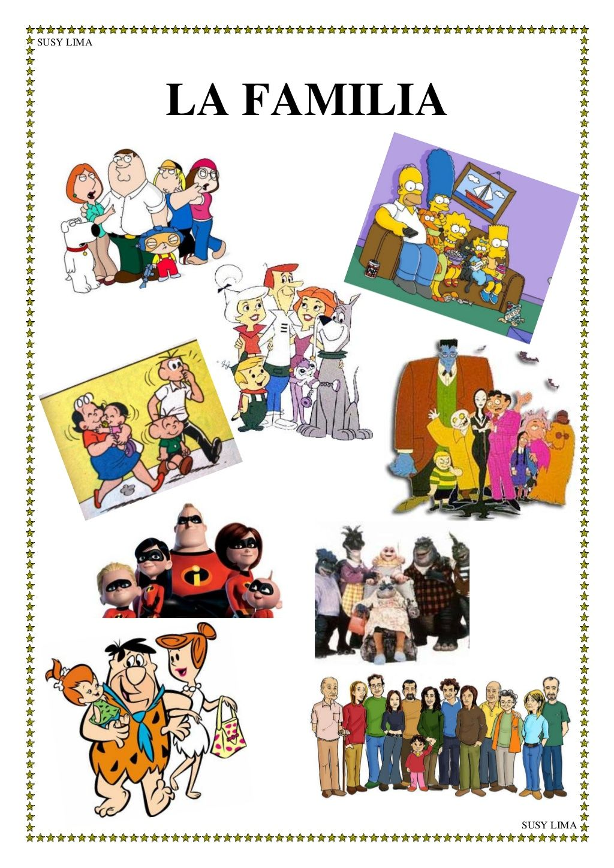 La Familia By Susy Lima Via Slideshare