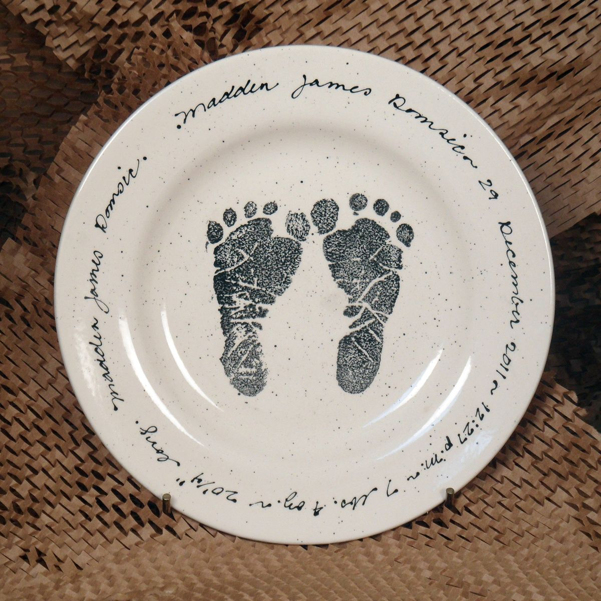 baby birth plate baby birth birth and babies