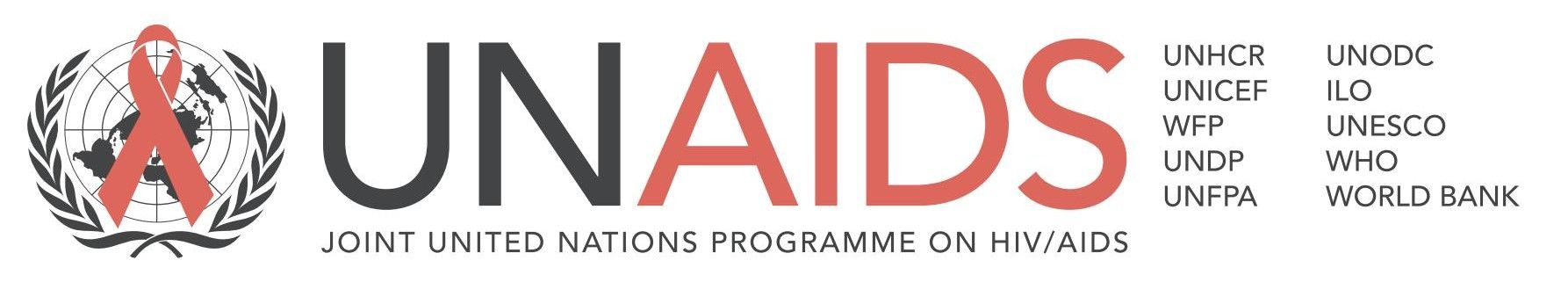 UNAIDS – Joint United Nations Programme on HIV/AIDS Logo