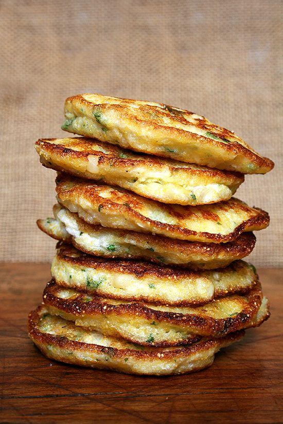 Corn Fritters via Alexandra's Kitchen