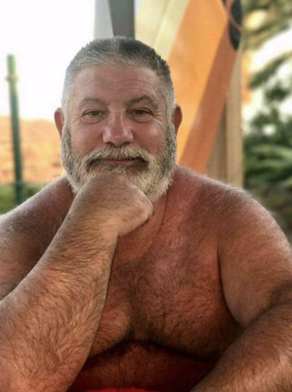 Gay chubby hairy older guys galleries