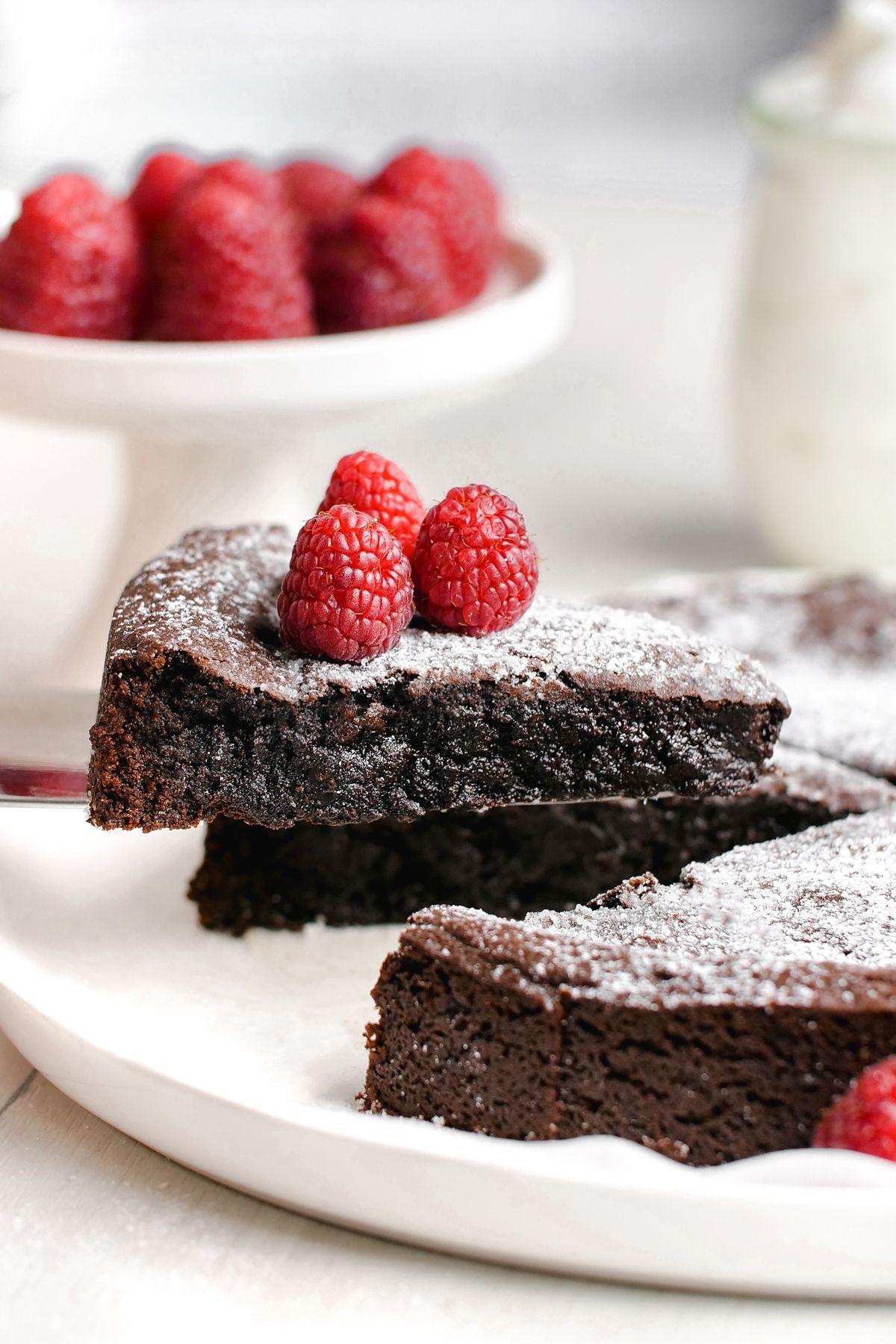 Kladdkaka (Swedish sticky chocolate cake) -   19 cake Amazing dairy free ideas