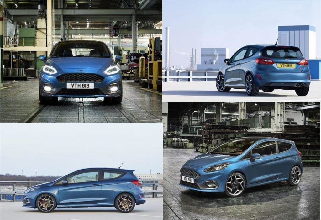 Ford Fiesta St  More Cool More Sporty