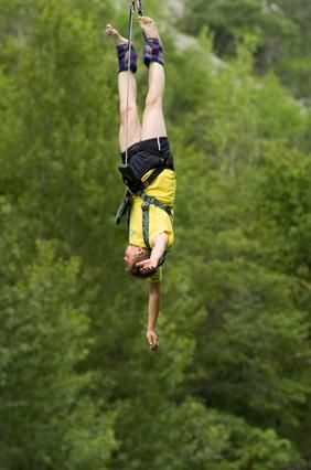 Bungee Jumping In Canton Ohio Amazing Race Bungee Jumping Ohio