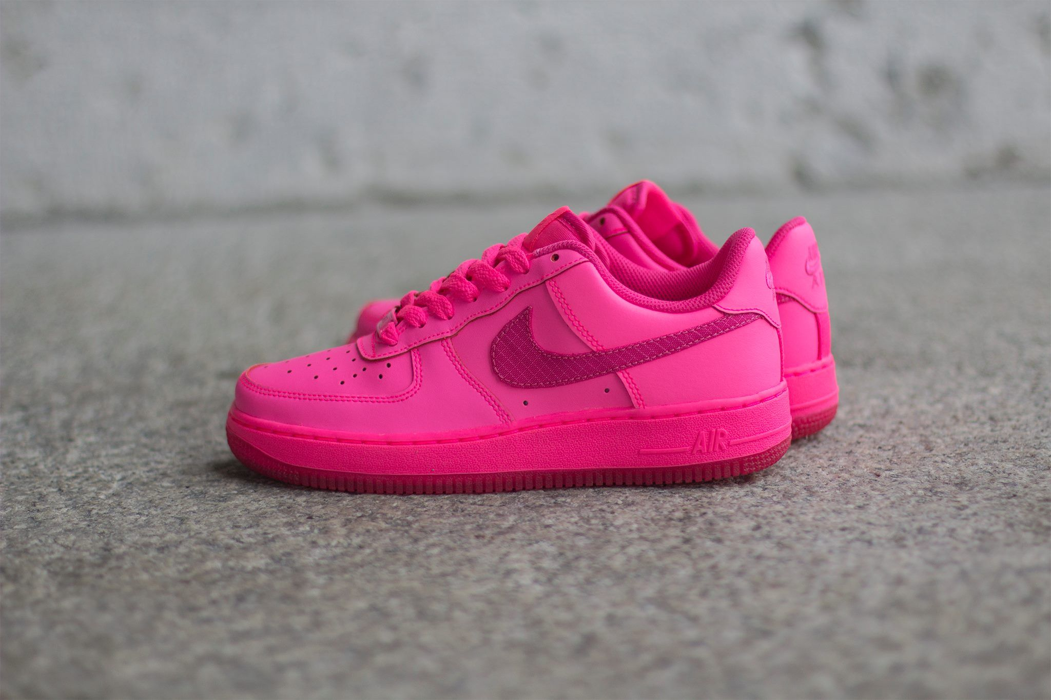 Why are these so damn pretty?!!!   Nike Air Force 1 (GS)