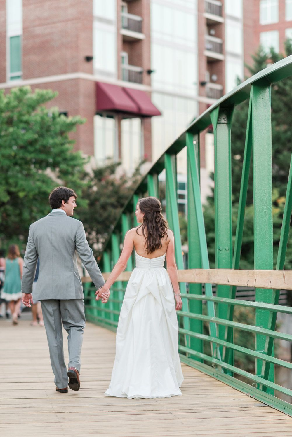 Romantic Myrtle Beach Weddings | Kelly Nick Romantic Greenville Wedding At Larkin S On The River