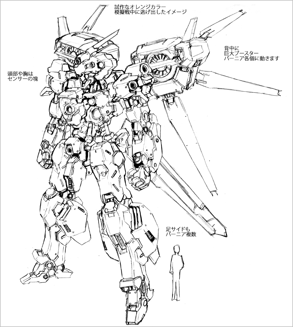 Project Hal Mechanic design