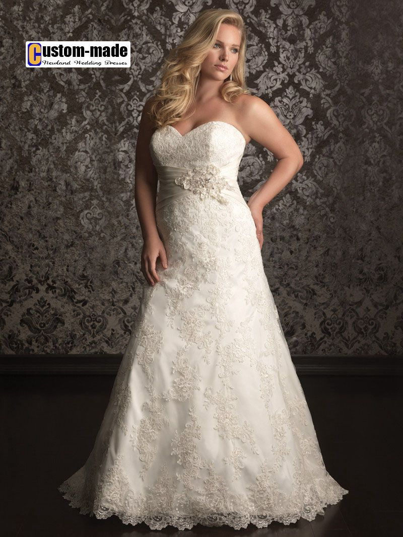 Wedding Dresses For Fat Womens Google Search