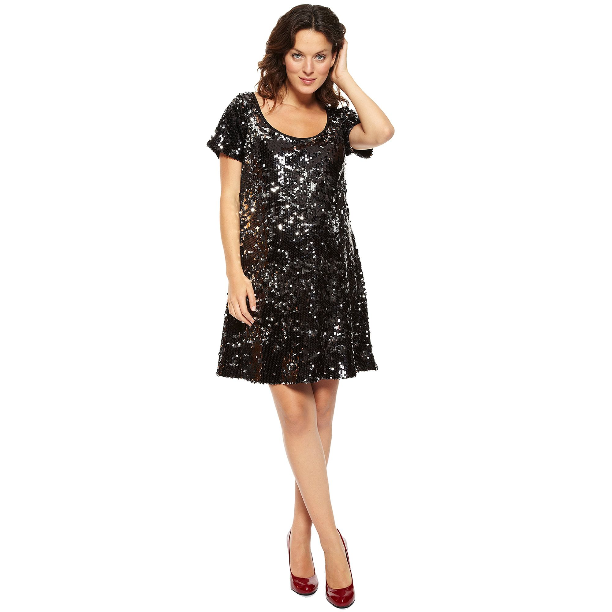 More of me sequin party dress great for a holiday party more of me sequin party dress great for a holiday party maternity ombrellifo Gallery