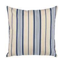 Blue Deck Stripe Cushion