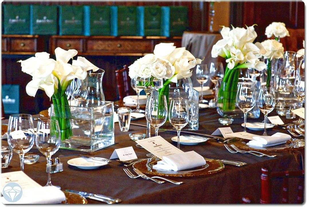 Charmant Green Table Setting Dinner Party Ideas Romatic Advice For Your