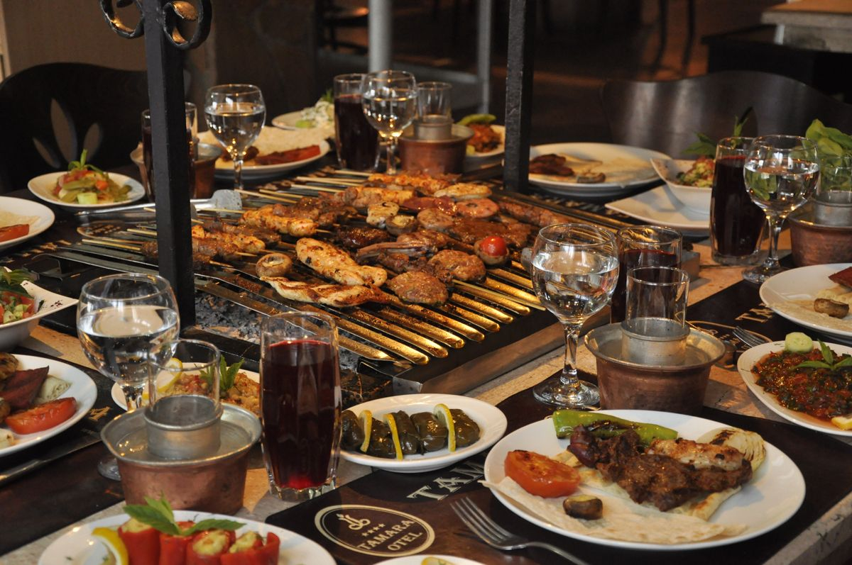 ocakbaşı rakı keyfi Food, Turkish recipes, Ethnic recipes