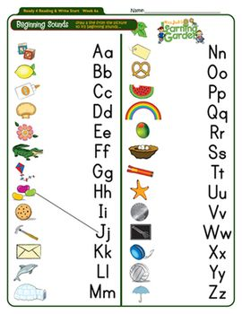 17+ images about letter sounds on Pinterest | Middle, Letter f and ...