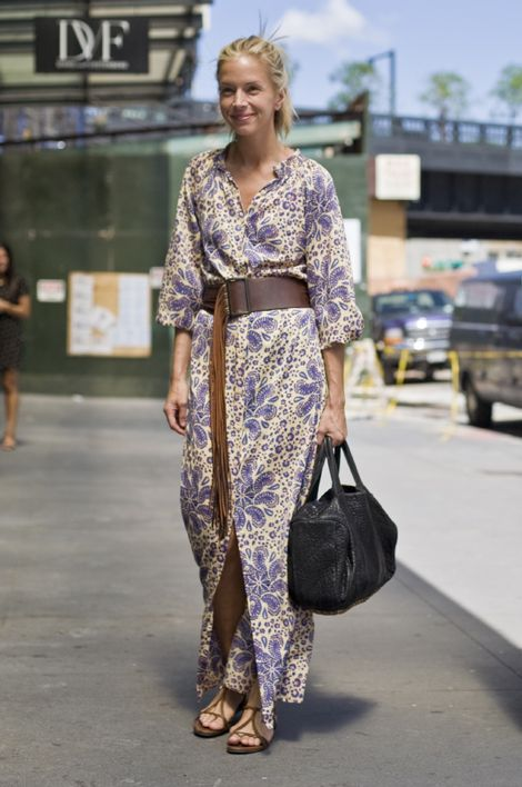 DVF by the DVF | Street Fashion | Street Peeper | Global Street Fashion and Street Style