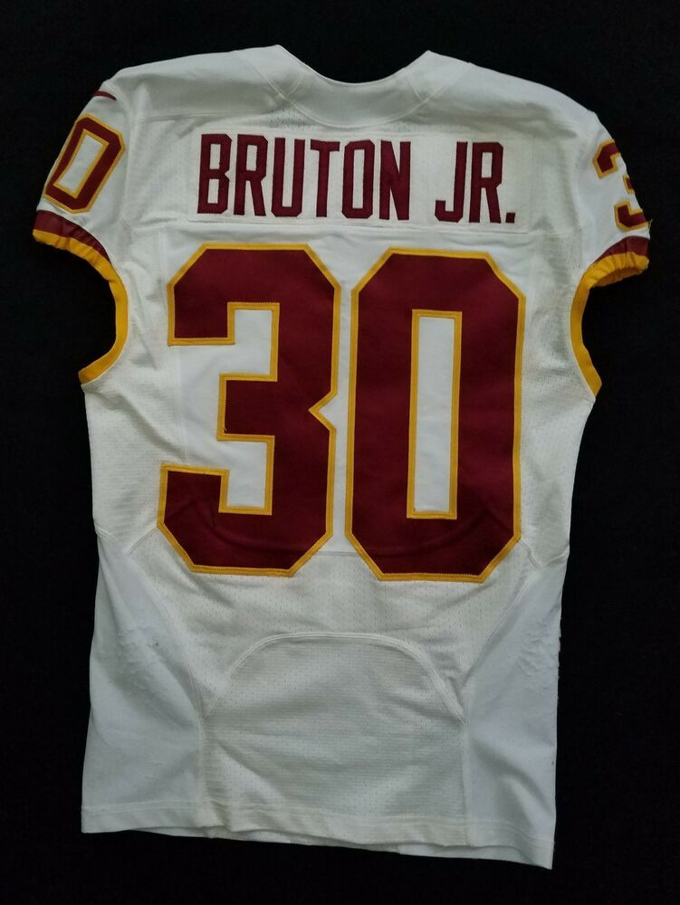 wholesale dealer 23ad6 c2b9e eBay #Sponsored #30 David Bruton of Washington Redskins NFL ...