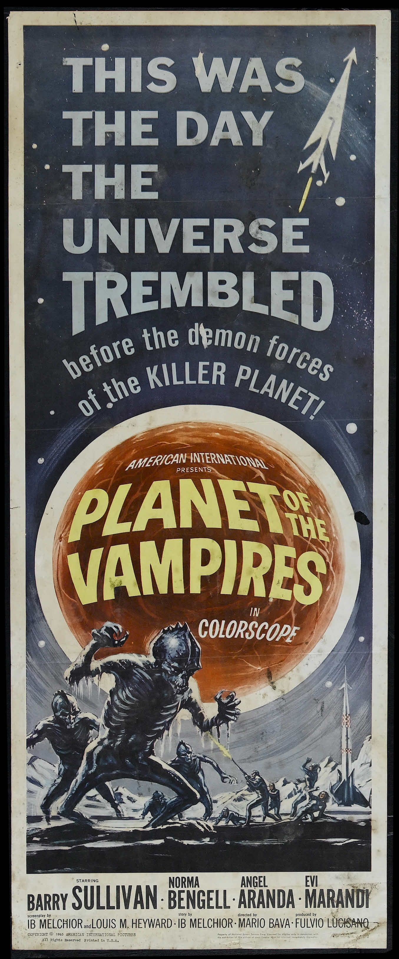 Old Sci Fi Movie Posters