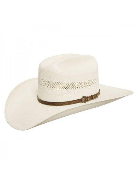 Resistol Rusty Nail - (10X) Straw Cowboy Hat  1feb2b3ca5