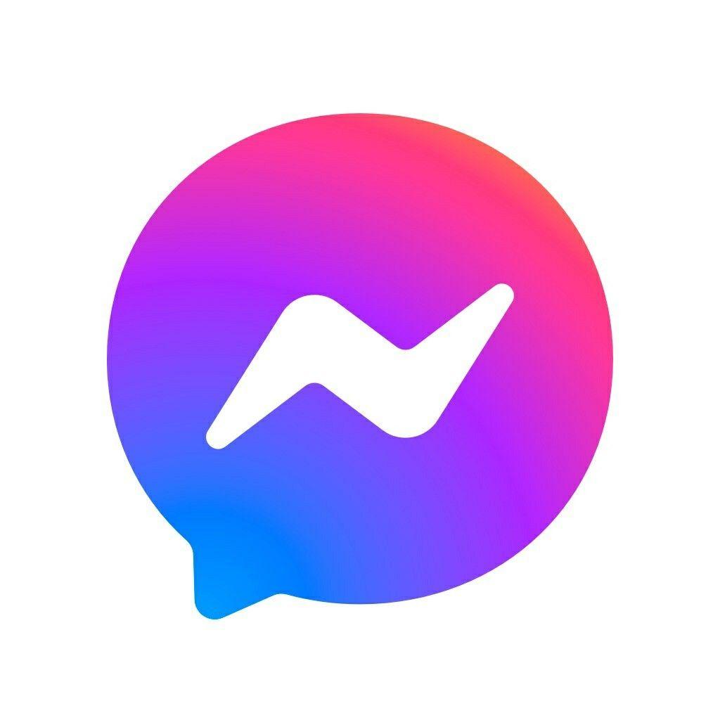 Messenger Gets A New Logo Facebook Messenger Logo Messenger Logo New Instagram Logo