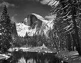 Image detail for -Ansel Adams: Mt. Moran,Teton National Park