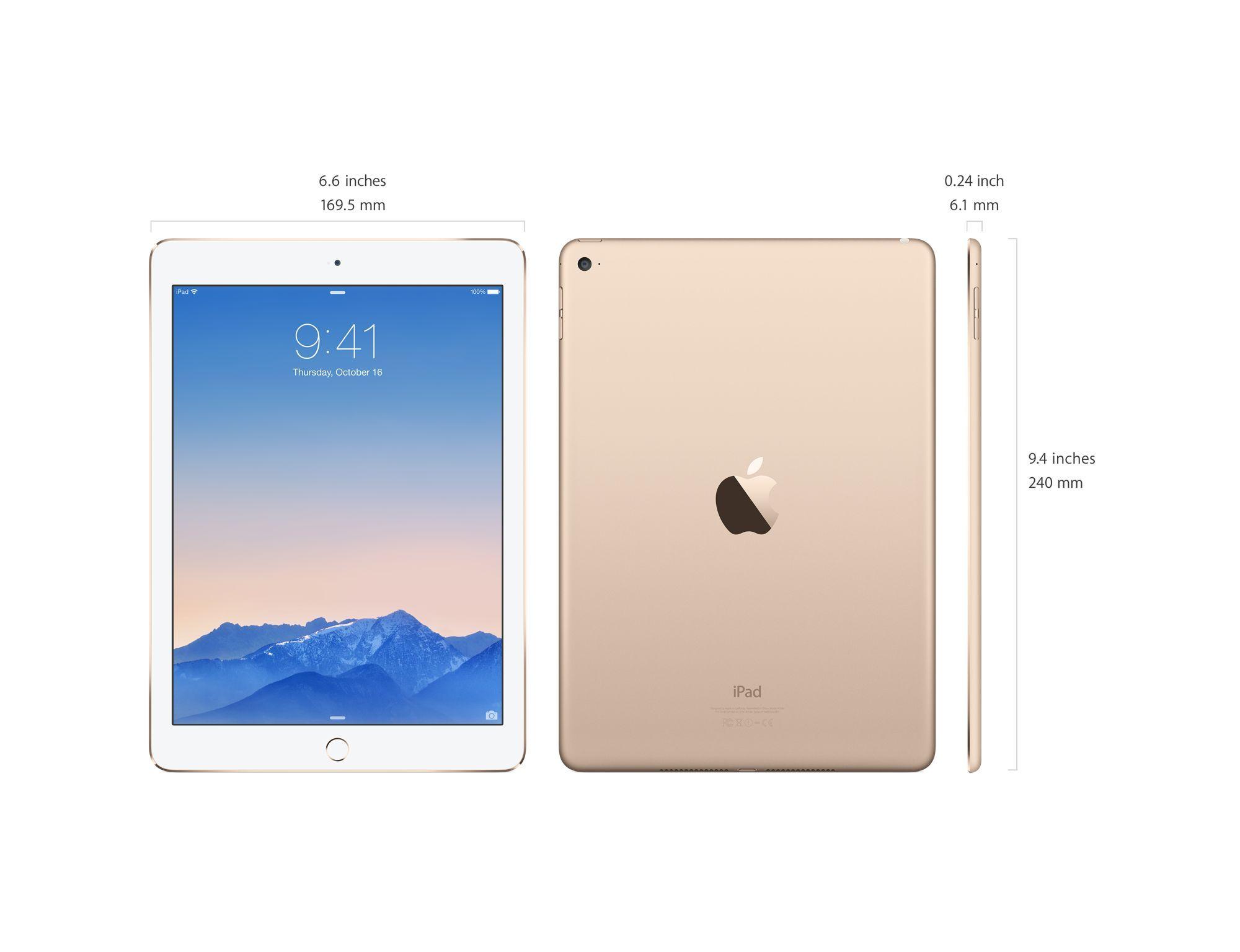 Apple Ipad Air 2 And Ipad Mini 3 Available For Pre Order In India Apple Ipad Air Ipad Ipad Air