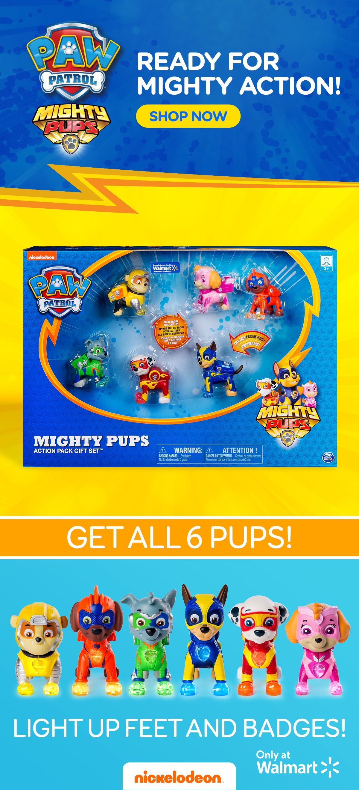 After A Meteor Hits Adventure Bay The Pups Get All New Powers In