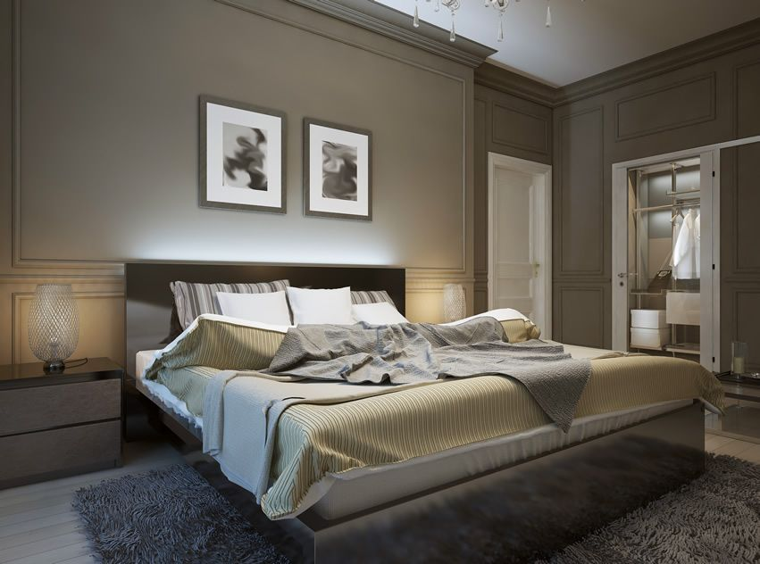 93 Modern Master Bedroom Design Ideas (Pictures) Bedroom