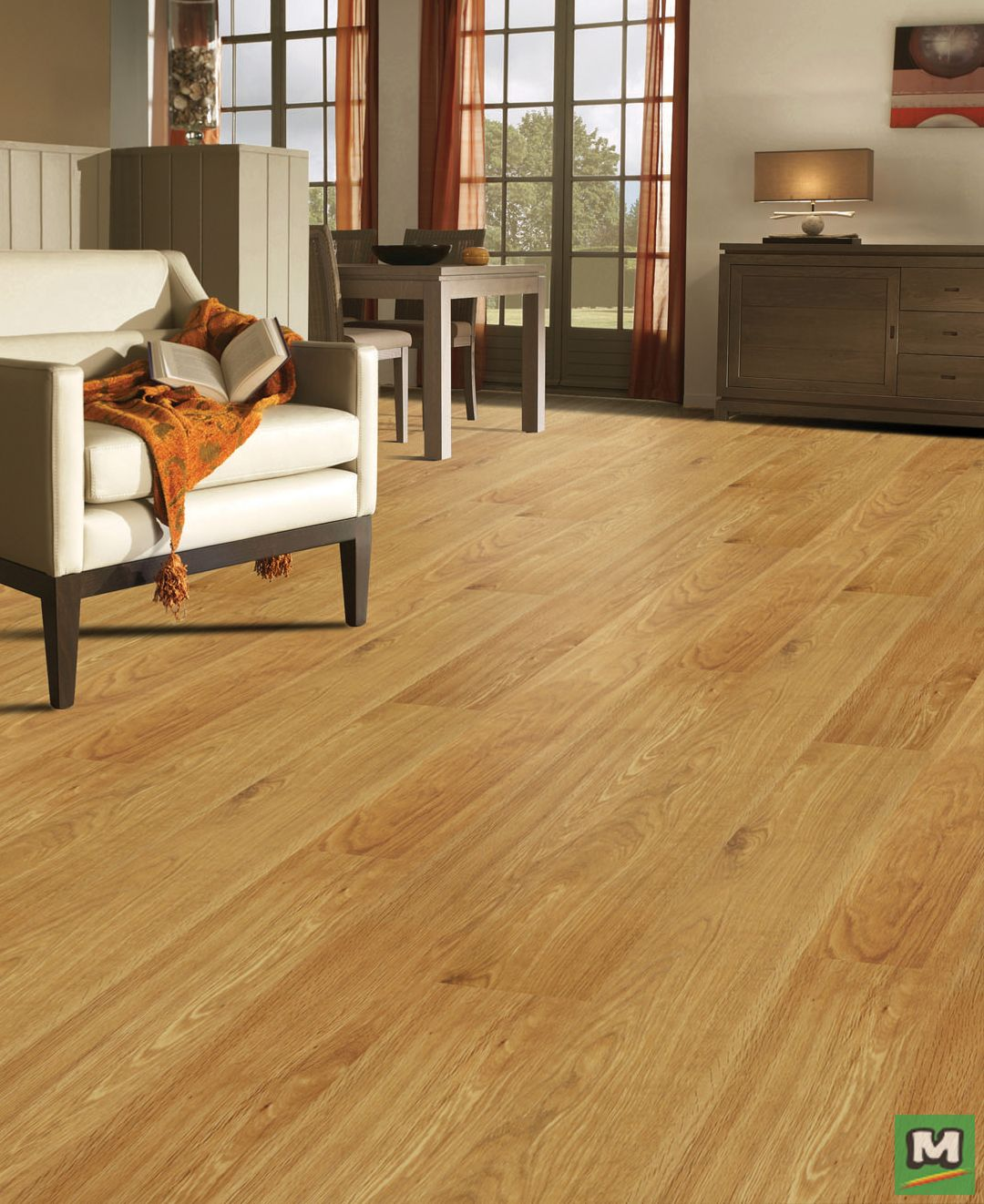 Want easy to install, beautiful wood floors? Then, choose