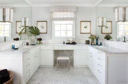 bathroom vanity small white marble top 55+ trendy ideas