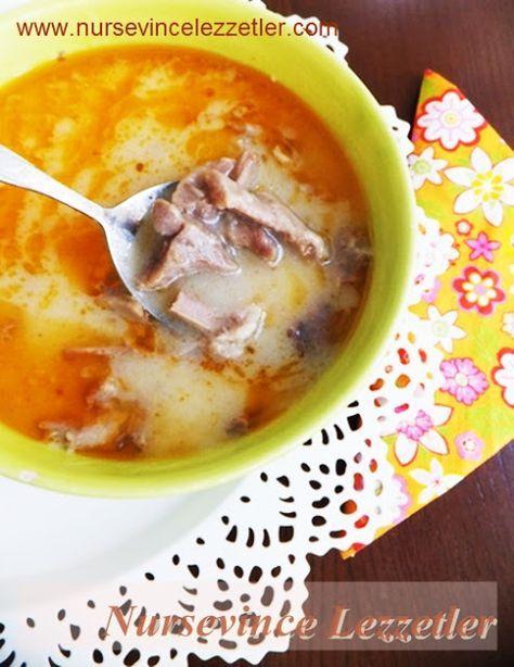 Gerdan Çorbası Tarifi | Yemek Tarifleri #vitamins