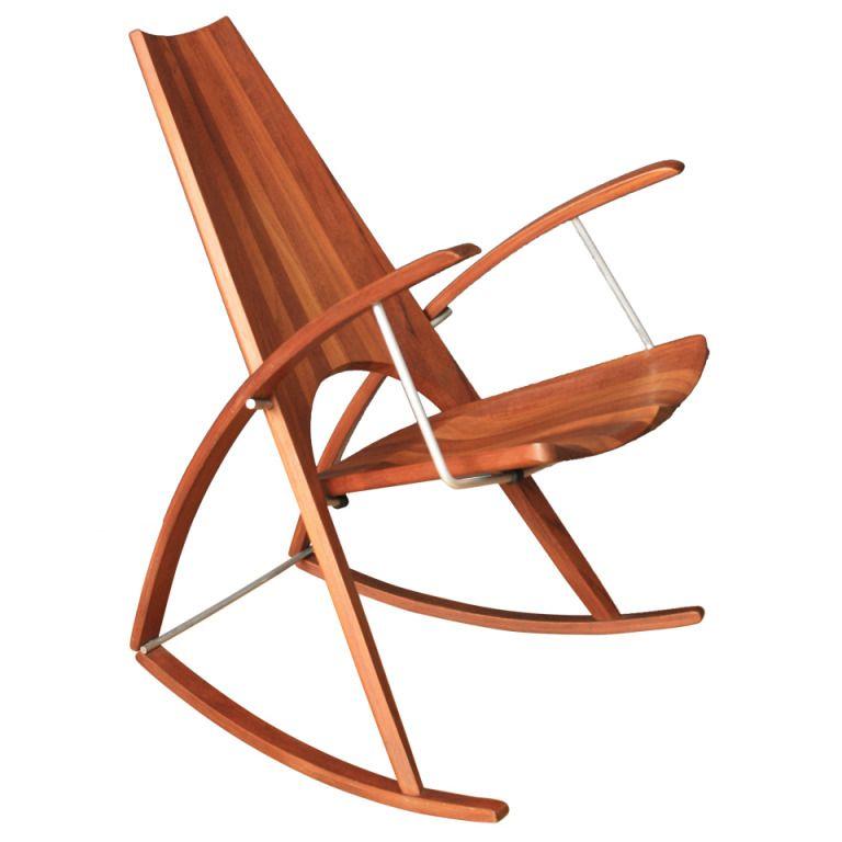 Vintage Rocking Chair By Leon Meyer In 2018 Rocking Chairs