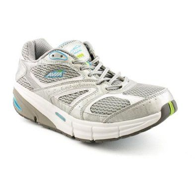 ad4e6afe865f8 Avia Motion itone Womens Size 9 Gray Mesh Synthetic Toning Shoes UK ...