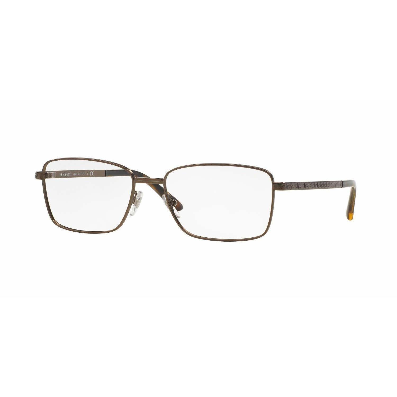 Versace Mens VE1227 1359 Rectangle Eyeglasses   Products   Pinterest ...