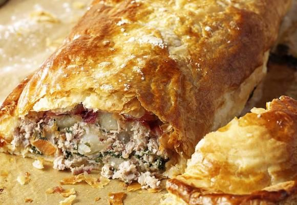 Minced Turkey Wellington | Recipe (With images) | Recipes ...