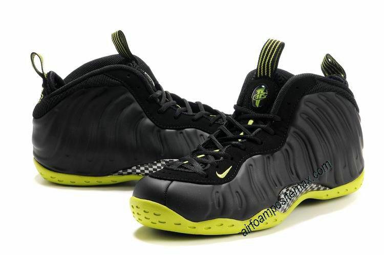 Fake Foamposites: Nike Air Foamposite One Black Black Bright Cactus 314996  003 #Black #