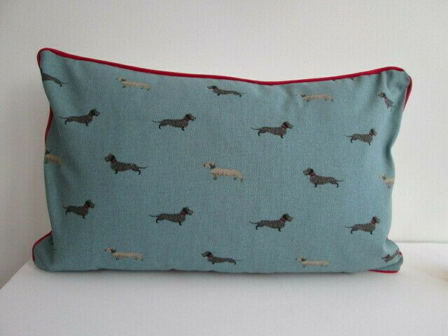 Sophie Allport /'Foxes/' Fabric Handmade Cushion Covers