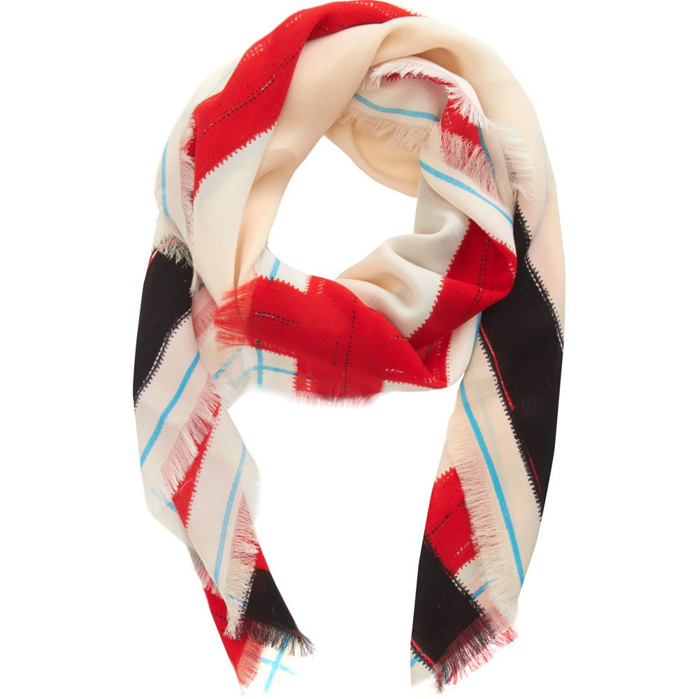 scarf at Barney's New York Square scarf, Fashion, Style
