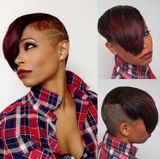 short haircuts | Silk | Pinterest | Short haircuts, Haircut styles ...