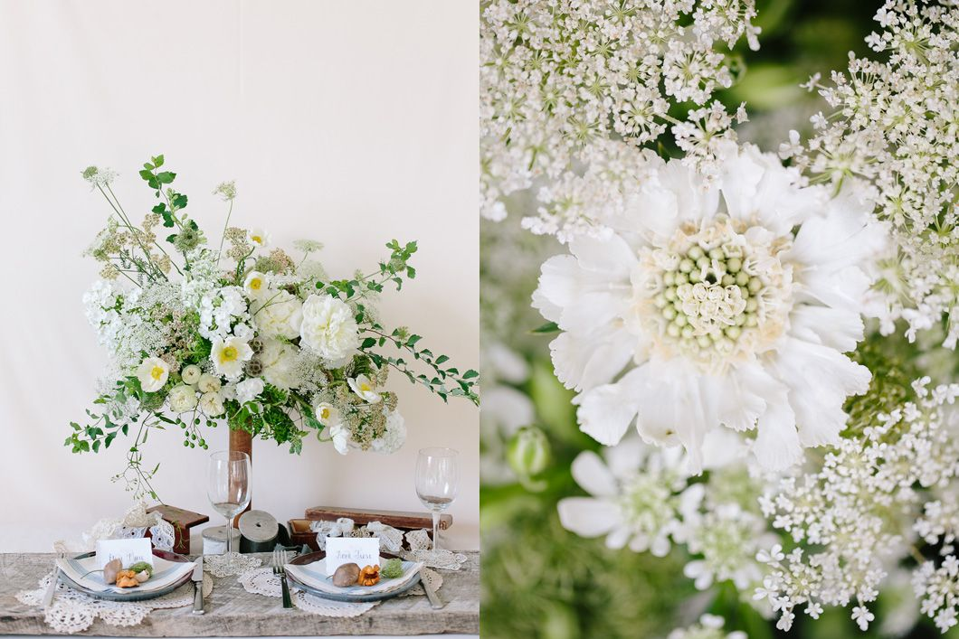 styling: Everbloom Designs flowers: Haute Horticulture photo: Annabella Charles Photography