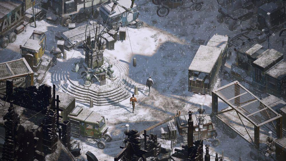 Disco Elysium قادمة لأجهزة PS4/Xbox One في 2020 Ps4 or