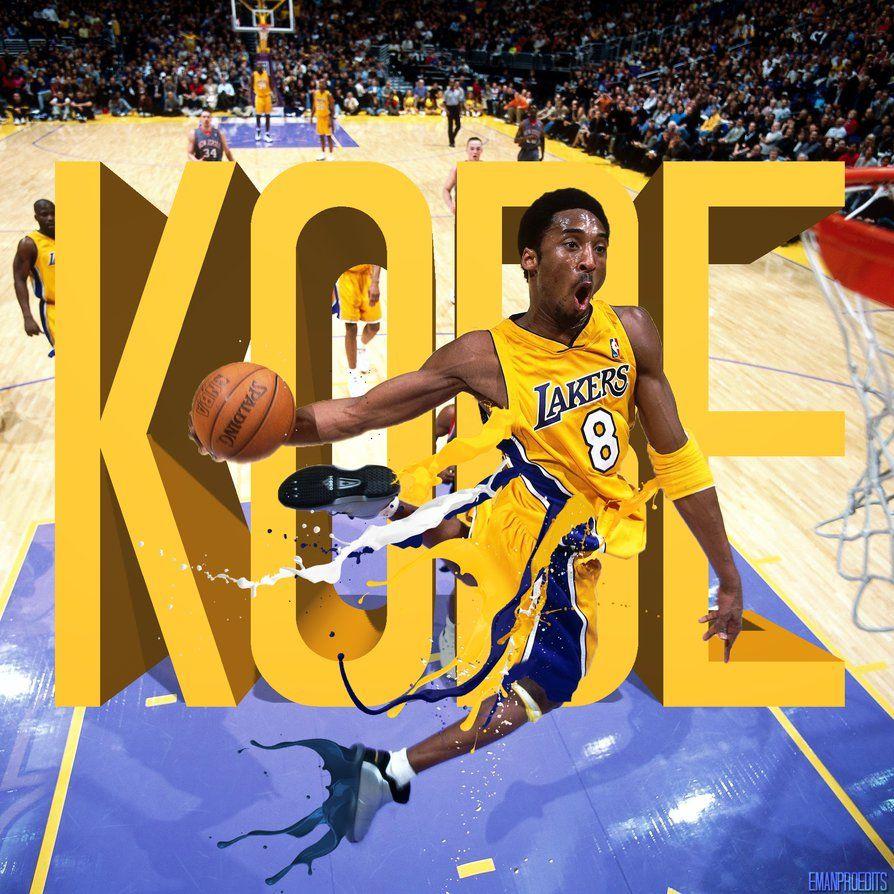 Kobe bryant wallpaper by emanproedits on deviantart basketball kobe bryant wallpaper voltagebd Images