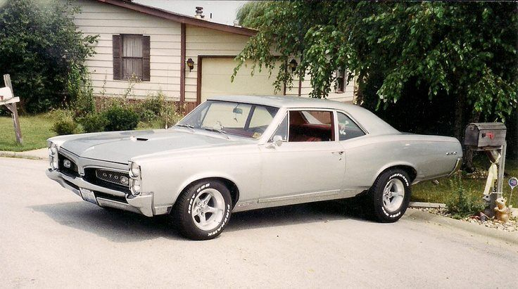 This 67 GTO is currently in 2nd place  by only a few votes. 25 votes separate the top 4 cars. 32 hours remain! Please help us break the 4-way tie and share this link on our page and VOTE! www.facebook.com/...